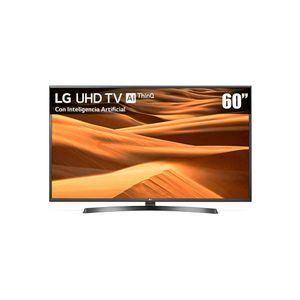 """Televisión LG AI ThinQ 60"""" 4K UHD"""