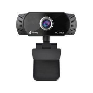 Nextep WebCam 1080P HD USB con micrófono NE-423