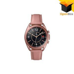 Open Box Samsung Galaxy Watch 3 41mm Acero inoxidable