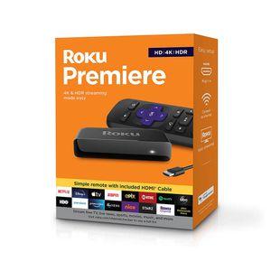 Roku Premiere 4K Streaming Media Player