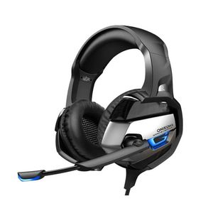 Onikuma Audífonos alámbricos gamer over ear K5