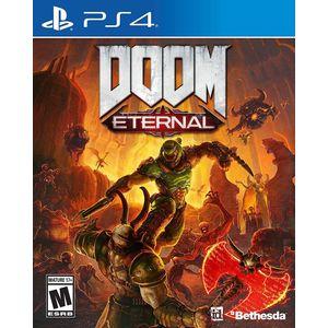 PS4 - DOOM Eternal: Standard Edition