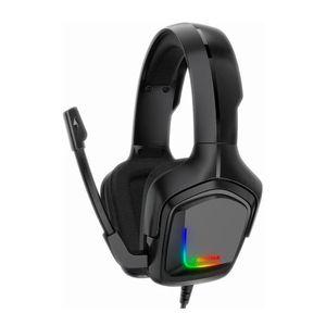 Onikuma Audífonos alámbricos gamer over ear K20