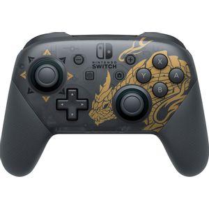 Nintendo Control para Nintendo Switch Pro Monster Hunter Rise Edition