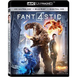 Marvel: Los 4 Fantasticos 4K Ultra HD + Blu-ray + Digital HD