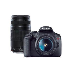 Canon Cámara EOS Rebel T7 Reacondicionada