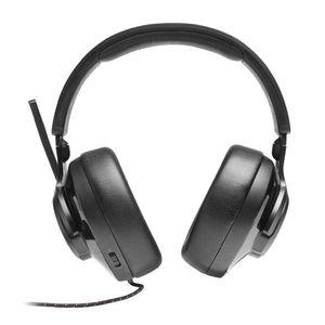 JBL Audífonos alámbricos over ear gamer Quantum 200