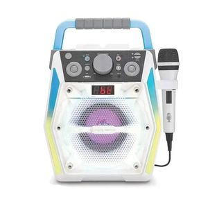 Bocina karaoke Glow para niños
