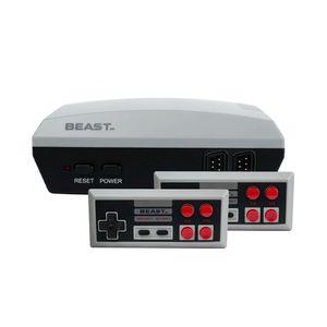 Beast Mini consola retro 620 videojuegos 2 controles