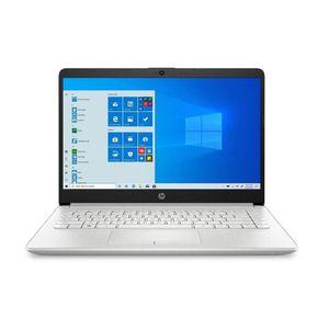 """HP Laptop 14"""" 14-dk1022wm AMD Ryzen 3 3250U 128GB SSD 4GB Windows 10 Home en modo S"""