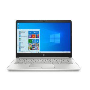 """HP Laptop 14"""" 14-dk1035wm AMD Ryzen 3 3250U 1TB 4GB Windows 10 Home en modo S"""