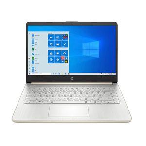"HP Laptop 14"" 14-dq0003dx Intel Celeron N4020 64GB eMMC 4GB Windows 10 Home en modo S"