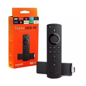 Amazon Fire TV Stick 4K con Alexa Voice Remote and Streaming Media Player