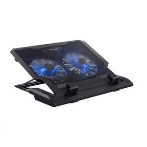 Steren Base de enfriamiento para laptop 5 posiciones