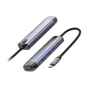 Mcdodo HUB usb tipo C 5 en 1 HDMI 4K 60 Hz