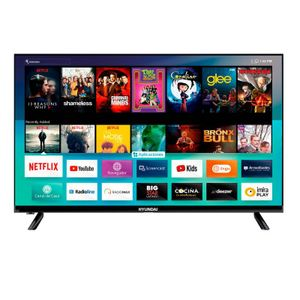 "Hyundai Smart TV HD 32"" HYLED3244NIM Borderless"