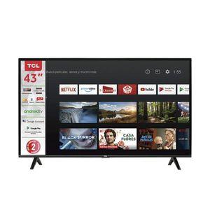 "TCL Smart TV 43"" 43A423 4K Ultra HD IPS LED"