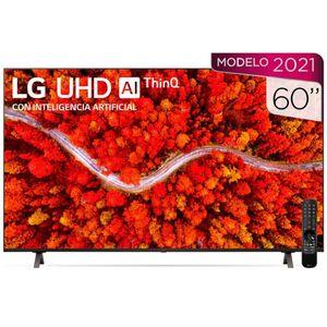 """Pantalla 60"""" Smart TV LG UHD 4K Ai Thinq 60Up8050Psb"""
