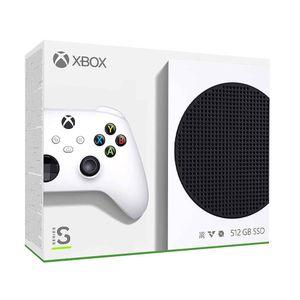 Microsoft Consola Xbox Series S 512GB Versión USA