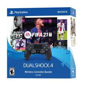 Sony Bundle Videojuego PS4 FIFA 21 + Control DualShock