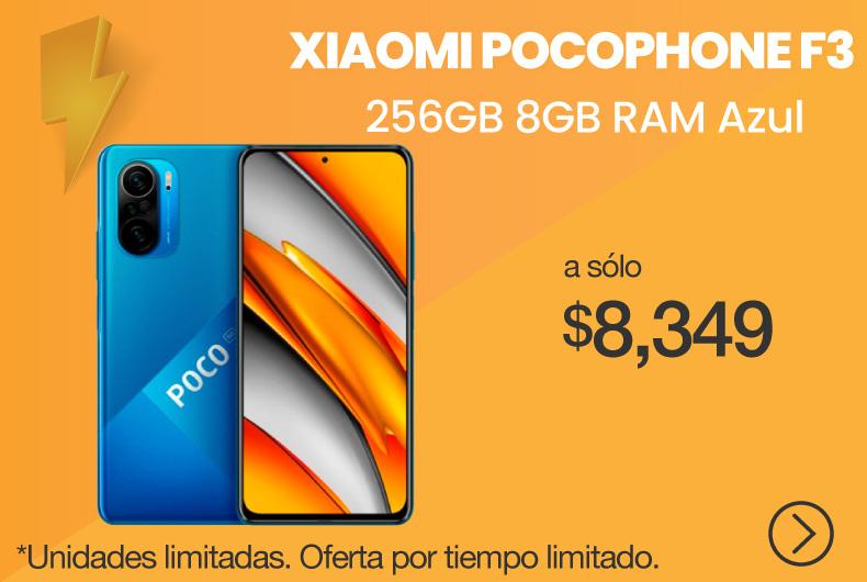 Xiaomi Pocophone F3 256GB 8GB Azul Profundo