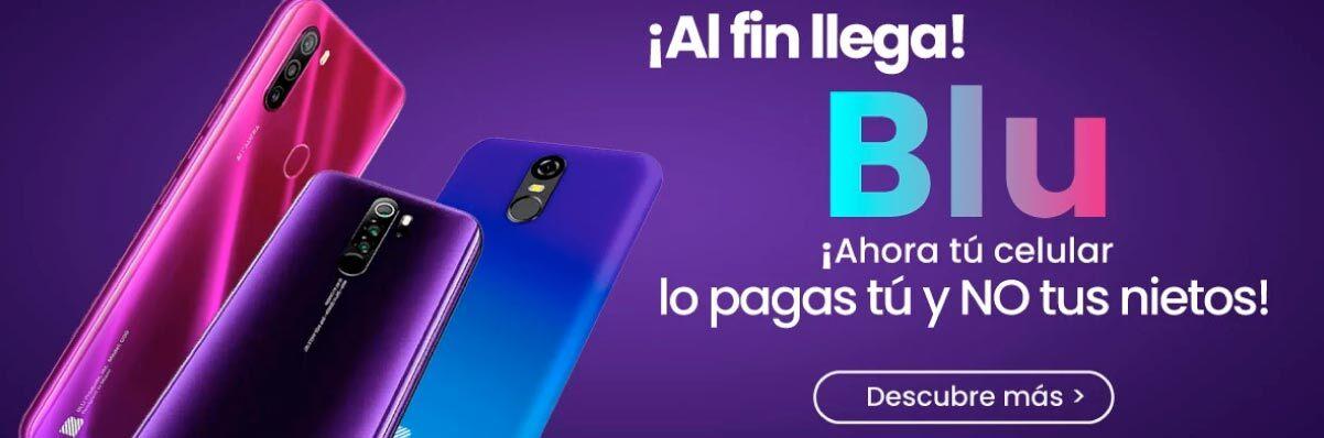 banner blu