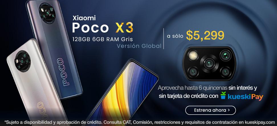 Xiaomi Pocophone X3 Pro 128GB 6GB