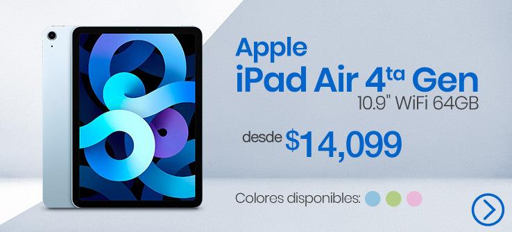 apple ipad air 4ta generacion caracteristicas precio doto mexico