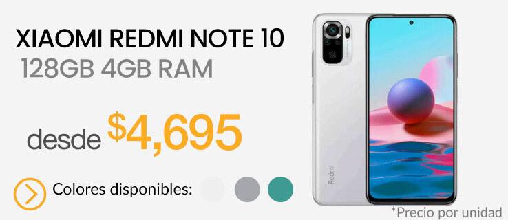 Xiaomi Redmi Note 10 128GB 4GB